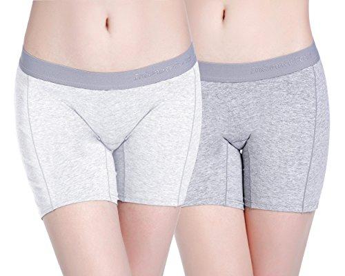 intimate-portal-women-no-chaffing-maternity-shorts-pregnancy-underwear-2-pk-gray-white-xxl