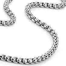 27de554cf898 Amazon.es  cadenas plata hombre - Urban-Jewelry