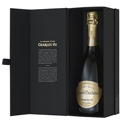 Großer Cuvée Charles VII Coffret - Champagner Canard Duchêne - Bouteille (75 cl)