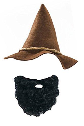 Halloween Kostüme Erwachsene Räuber (Räuber Kostüm Zubehör Set)
