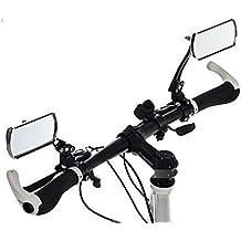 Alluminio bicicletta della montagna Motorino retrovisione Specchio Specchietto nero - Montagna Della Bici Della Bicicletta