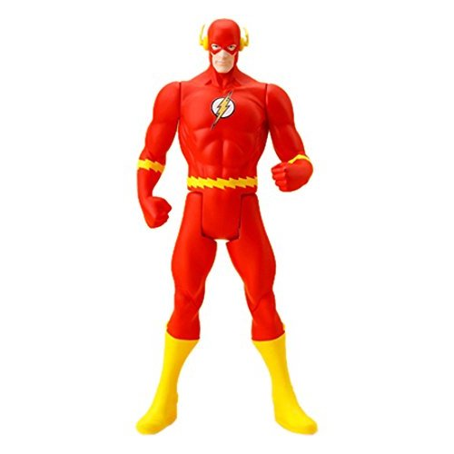 Flash-statue (Kotobukiya Maßstab: 1: 10 Die Flash Retro ARTFX Plus Statue (rot/gelb))