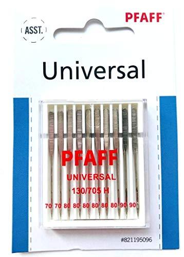 Original Pfaff Nähmaschinen Nadeln Universal 130/705 H Stärke 70-90 für Pfaff Expression