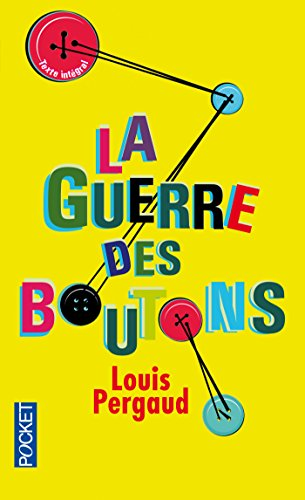La guerre des boutons (Pocket) par Louis PERGAUD