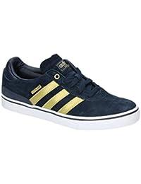 adidas Skateboarding Busenitz Vulc ADV 10 Year Anniversary, collegiate navy-metallic gold-halo blue white