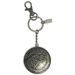 Llavero Games Of Thrones/Juego de Tronos Llavero (Casa Stark)