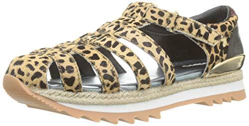 Gioseppo 47608, Zapatillas sin Cordones Mujer, Leopardo