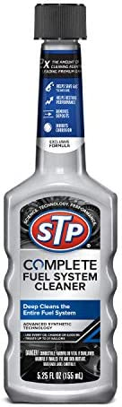 STP Concentrated Complete Fuel System Cleaner - 155 ml