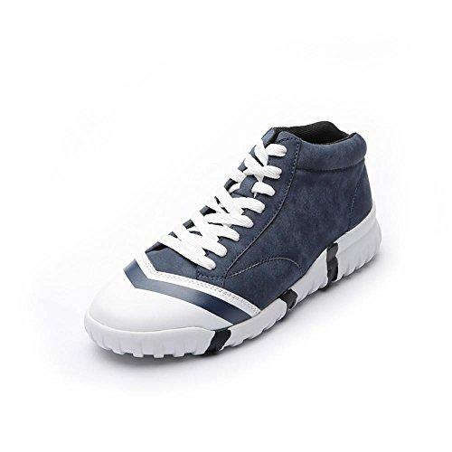 scarpe sportive Scarpe da corsa Scarpe piatte Scarpe da uomo traspirante  High-top Testa rotonda
