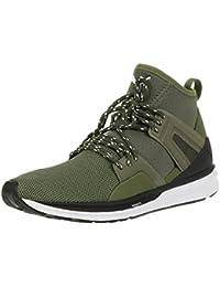 Puma States MID Mii Zapatillas Zapatillas zapatos para hombres, Grau (Glacer Grey), 41