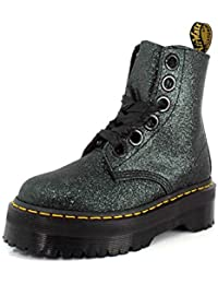 Amazon.fr   Dr martens - Vert   Chaussures femme   Chaussures ... 512733168a19