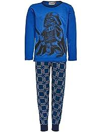 Lego Wear Star Wars Darth Vader Nicolai 718-Schlafanzug, Ensemble de Pyjama Garçon