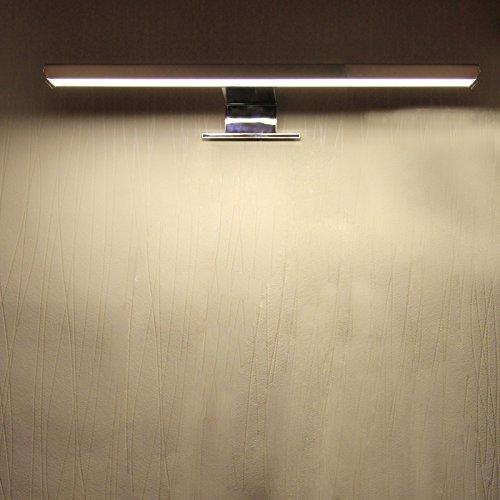 baytter led spiegelleuchte spiegellampe 5w aus aluminum wasserdicht ip44 badlampe badleuchte. Black Bedroom Furniture Sets. Home Design Ideas