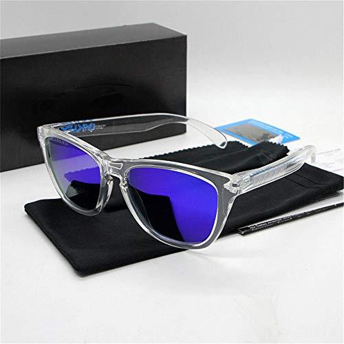 ANSKT Sonnenbrille polarisierte Brille Reitbrille tr90 wirklich bunt Unisex @ 1