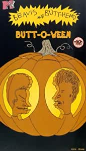 Beavis And Butt-Head: Butt-O-Ween [VHS]