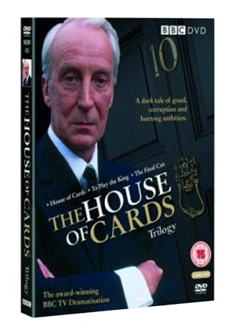 The House of Cards Trilogy  1990   DVD