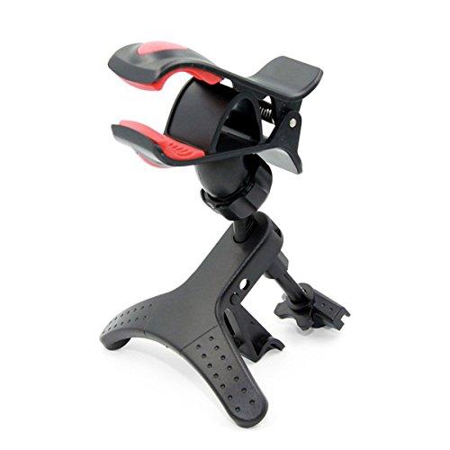 NICOLIE Car Air Vent Tomacorriente Soporte para iPhone Samsung Pantalla 3.5-5.3 Inch Smartphone Cradle...