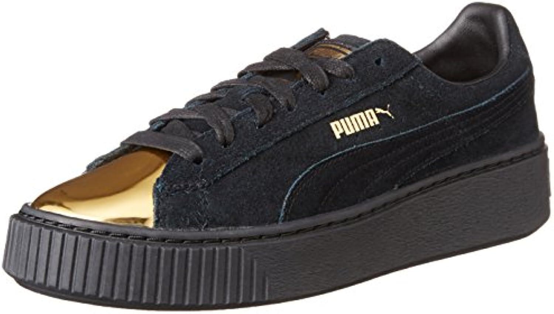 Puma Suede Platform Gold 36222202  Turnschuhe