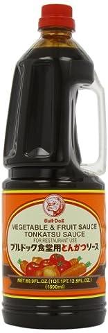 Bulldog Tonkatsu Sauce 1.8 Litre