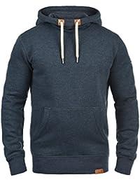 SOLID TripTall Herren Kapuzenpullover Hoodie Sweatshirt aus hochwertiger Baumwollmischung