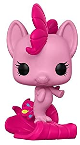 My Little Pony-21642 MLP Movie Figura de Vinilo Pinkie Pie Sea Pony, Color Rosa (Funko 21642)
