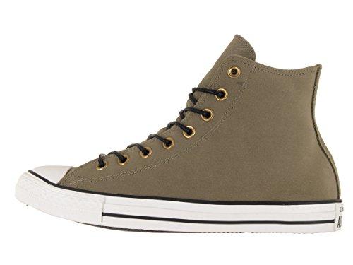 Converse  Ct Core Lea Hi,  Sneaker unisex adulto Jute/Egret/Black