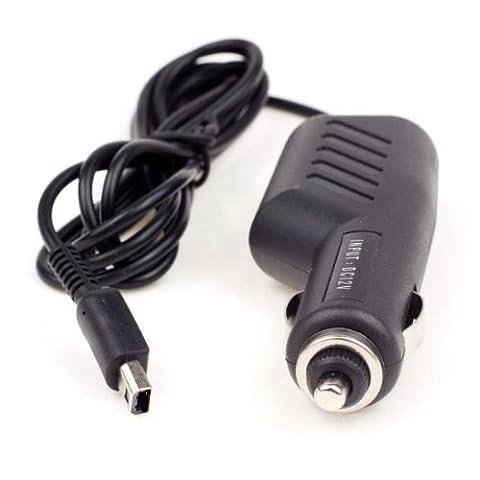 NÉON 12V chargeur de voiture pour Nintendo DSI XL /