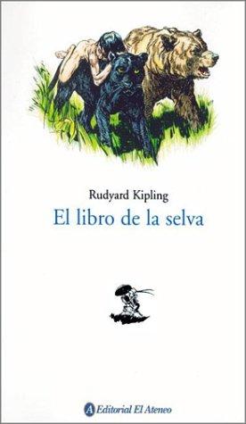 El Libro de La Selva/The Jungle Book par Rudyard Kipling