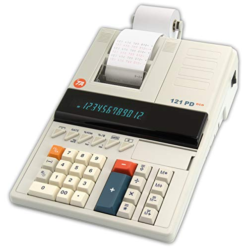 Triumph ADLER 121PD Plus EU Calculatrice...