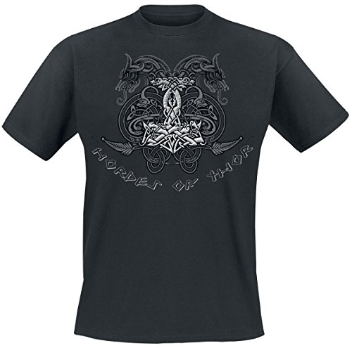 Hordes Of Thor T-Shirt nero M