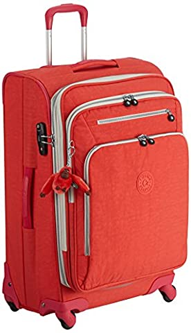 Kipling - YOURI SPIN 68 - 71 Litres - Trolley - Coral Rose CT - (Rose)