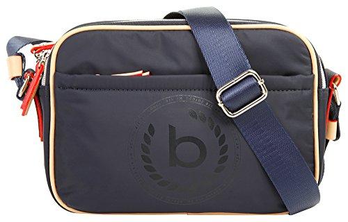 Bugatti Umhängetasche LIDO blau Nylon Damen - 019208