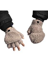 Bekleidung Zubehör Outdoor Biker Weiche Lange Sleeve Finger Warm Arm Wärmer Handschuhe Regenbogen 1 Paar