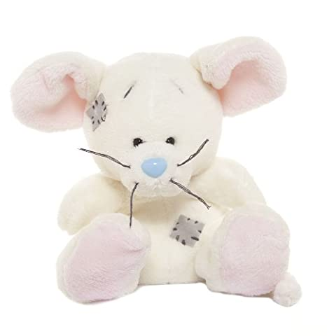 Blue nose Friends me to you 4 inch Mouse - Tiny! Nice gift for your child!