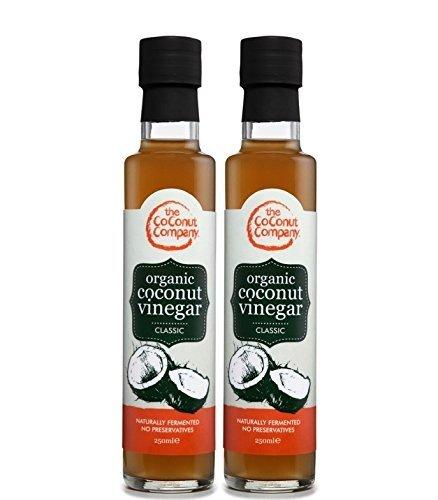 Bio-Kokosessig - Klassik 250 ml - The Coconut Company, Menge:2 bottles