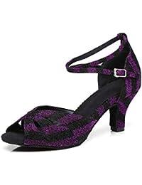 Amazon Deportes Y Zapatos Danza Purpura Libre es Color Aire El O8qUrZ6O