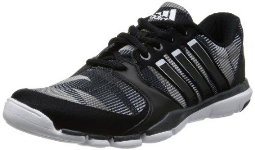 adidas, Scarpe indoor multisport donna black1/black (black1/black)