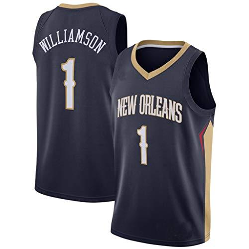 HWHS316 New Orleans Pelicans # 1 Zion Williamson Uniformes