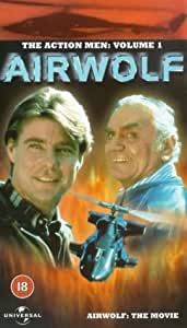 Airwolf - the Movie [VHS] [1984]
