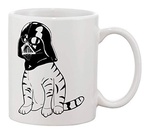 KRISSY Cat Cath Darth Vader Star Wars Mug Cup Café Vaso