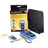 Hand Land Meter, LCD-Schirm-Anzeige Land Messgerät GPS Prüfgeräte, für Area und Girth, Blau