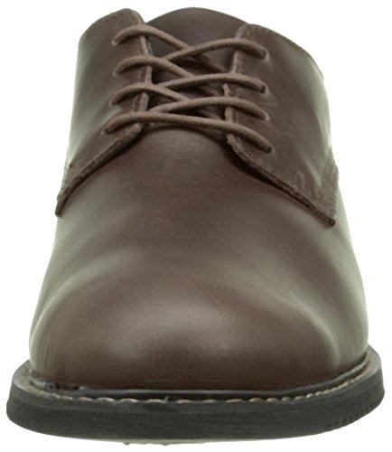 Timberland Ca11cm M, Herren Derby Schnürhalbschuhe Braun (Dark Brown)