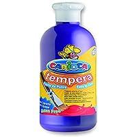 Carioca - Botella témpera 500 ML, Color Lila (KO027/18)
