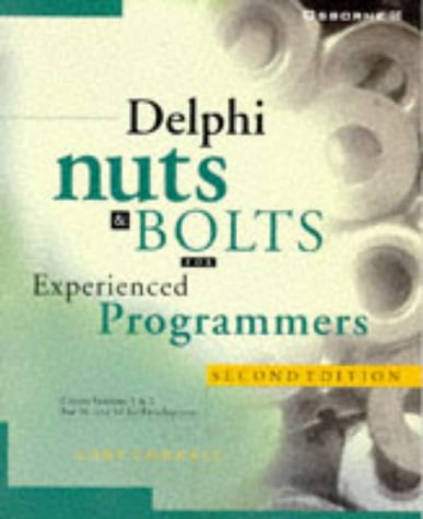 Delphi Nuts & Bolts for Experienced Programmers - Utility Bolt