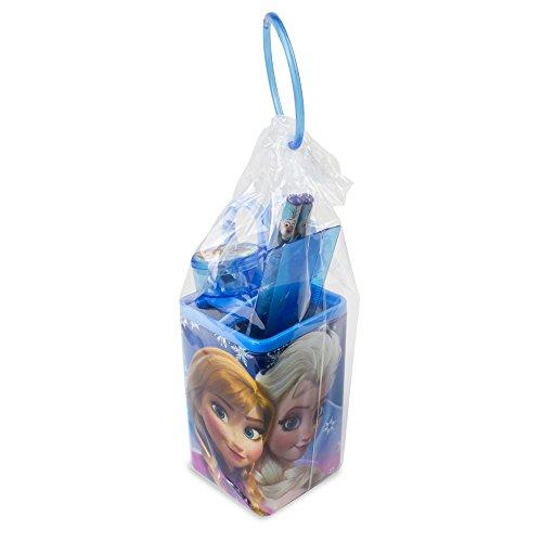 Disney Frozen darp-cfro053 Frozen Bleistift Box Halterung Schule Set ()