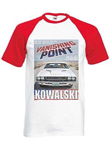 dodge-challenger-rt-440-magnum-kowalski-vanishing-red-white-men-women-unisex-shirt-sleeve-baseball-t