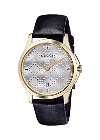 Gucci Unisex Erwachsene-Armbanduhr YA1264027