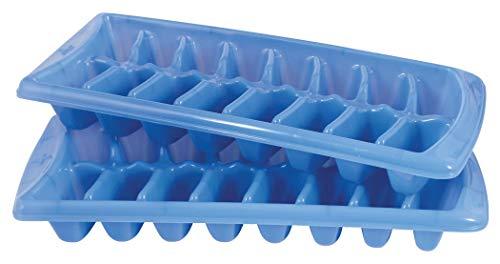 Rubbermaid 2879-rd-peri blau Kunststoff Ice Cube-Tabletts-2Pack Rubbermaid Ice Pack