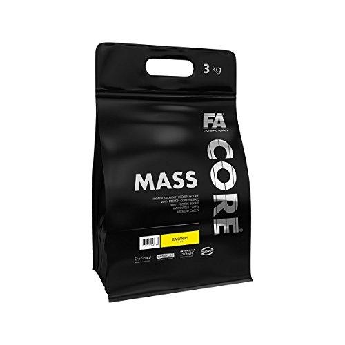 FA Nutrition Mass Core - 3kg - Schokolade - Weight Gainer