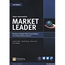 Market Leader Upper Intermediate Flexi Course Book 1 Pack